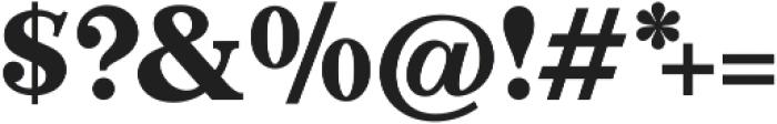 GT Crotila Serif ttf (400) Font OTHER CHARS