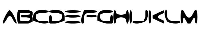 Gtek Caverna Font LOWERCASE