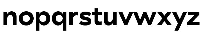 GT Haptik Bold Font LOWERCASE