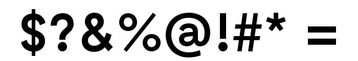 GT Haptik Medium Font OTHER CHARS