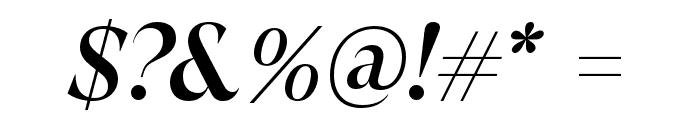 GT Super Display Medium Italic Font OTHER CHARS