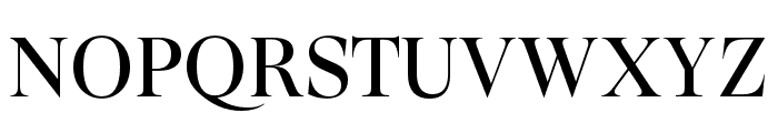 GT Super Display Regular Font UPPERCASE