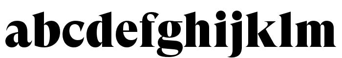 GT Super Display Super Font LOWERCASE