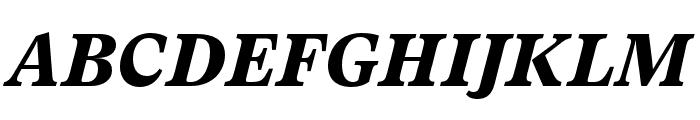 GT Super Text Black Italic Font UPPERCASE