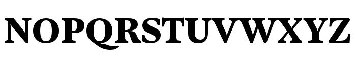 GT Super Text Black Font UPPERCASE