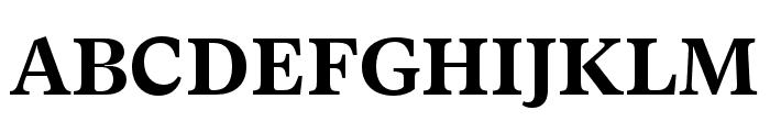 GT Super Text Bold Font UPPERCASE