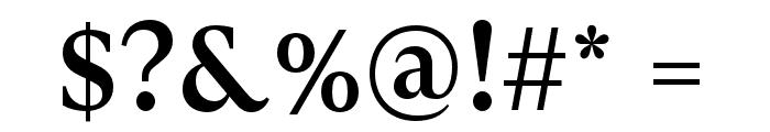 GT Super Text Medium Font OTHER CHARS