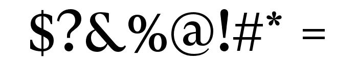 GT Super Text Regular Font OTHER CHARS