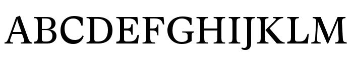 GT Super Text Regular Font UPPERCASE