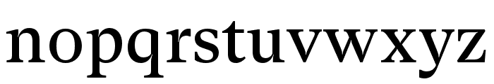 GT Super Text Regular Font LOWERCASE