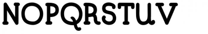 GT Fairbanks Font UPPERCASE