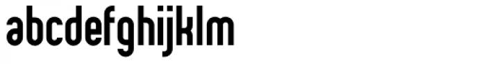 GT Timeless Geometric Font LOWERCASE