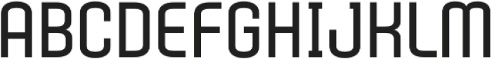 Gubia Bold Alternate Regular otf (700) Font UPPERCASE