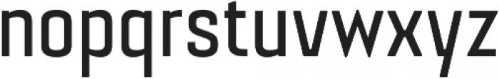 Gubia Bold Regular otf (700) Font LOWERCASE
