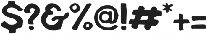 Guinda otf (400) Font OTHER CHARS