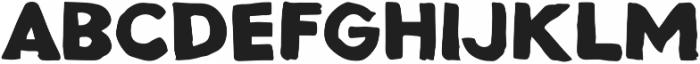 Guinda otf (400) Font LOWERCASE