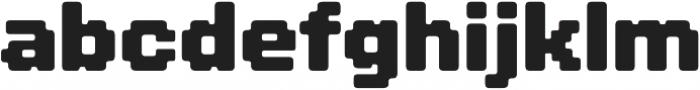 Gulkave Regular otf (400) Font LOWERCASE