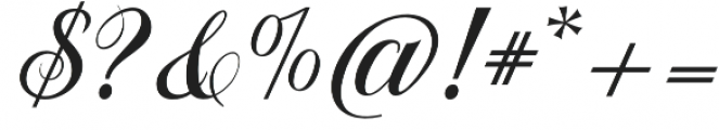 Gullever Font otf (400) Font OTHER CHARS