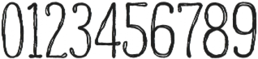 Gulyesa Script otf (400) Font OTHER CHARS