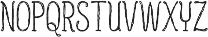 Gulyesa Script otf (400) Font UPPERCASE