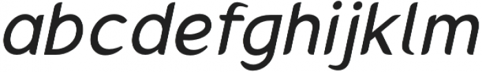 Gumela otf (400) Font LOWERCASE