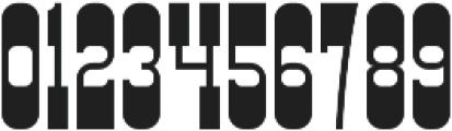 Gunslinger Regular ttf (400) Font OTHER CHARS