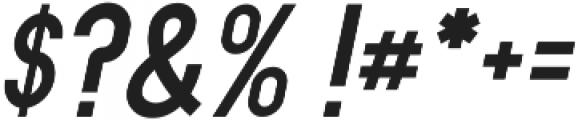 Gunslinger Sans Gunslinger Sans Italic ttf (400) Font OTHER CHARS