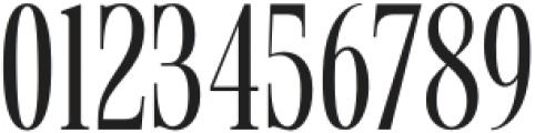 Gunstand-Regular otf (400) Font OTHER CHARS