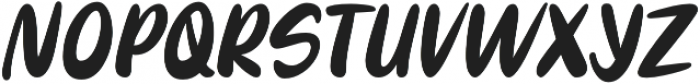 Gustav otf (400) Font UPPERCASE