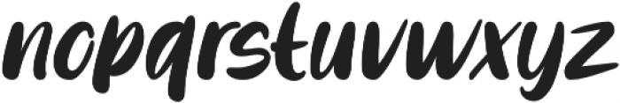 Gustav otf (400) Font LOWERCASE