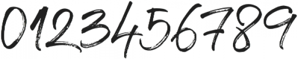 Gustavson Script Alt otf (400) Font OTHER CHARS