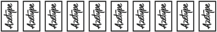 Guthen Bloots Alt1 otf (400) Font OTHER CHARS