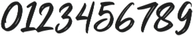 Guttenbay Regular otf (400) Font OTHER CHARS