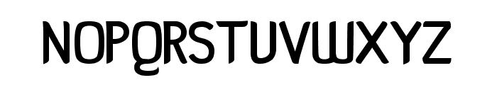 Guayaba Sans - personal use Font UPPERCASE