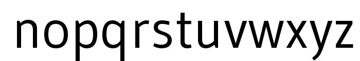 Gudea Font LOWERCASE