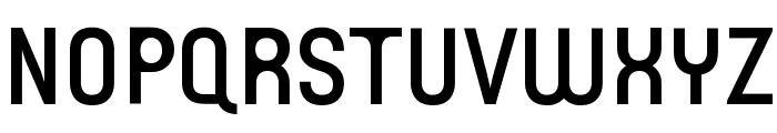 Guhly-Bookreduced Font UPPERCASE