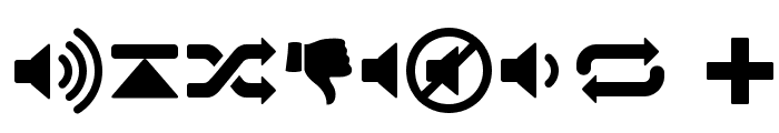Guifx v2 Transports Font OTHER CHARS