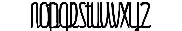 Gulliver Font UPPERCASE