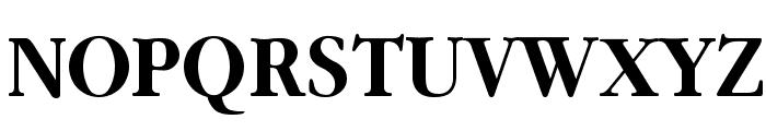 Guru Bold Font UPPERCASE