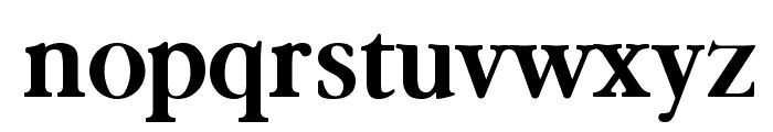 Guru Bold Font LOWERCASE