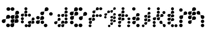 Guru  DoctorKnowBest Font LOWERCASE