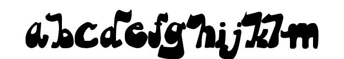guapachosa Font LOWERCASE
