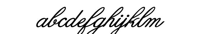 Guilden-BoldItalic Font LOWERCASE