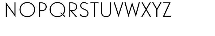 Guildford Light Font UPPERCASE