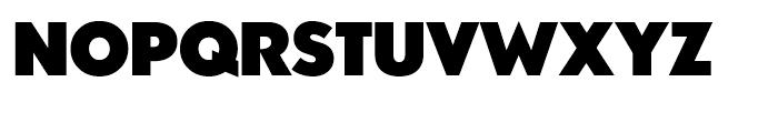 Guildford Titling Font UPPERCASE