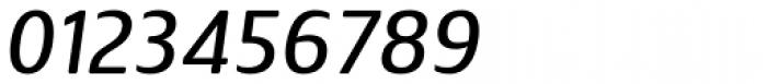 Guarda Sans Medium Italic Font OTHER CHARS