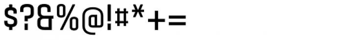 Gubia Bold Alternate Font OTHER CHARS