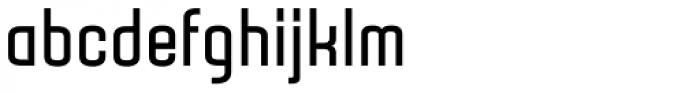 Gubia Bold Alternate Font LOWERCASE