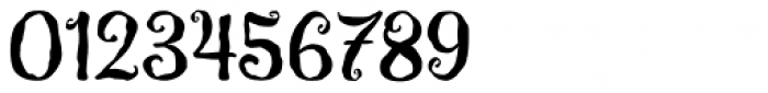 Guedel Script JF Font OTHER CHARS