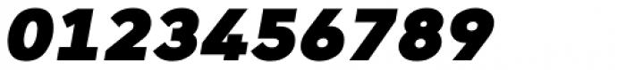 Guerrer Black Oblique Font OTHER CHARS